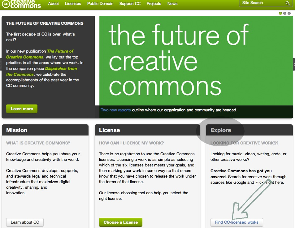 creative commons image