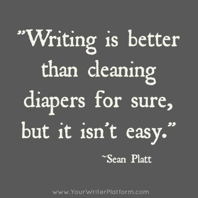 Sean Platt quote | YourWriterPlatform.com