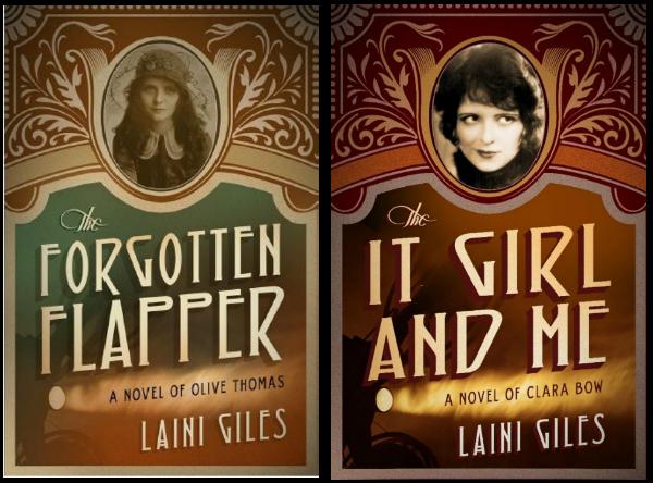 Laini Giles book covers