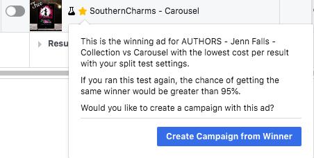 Facebook split test image2
