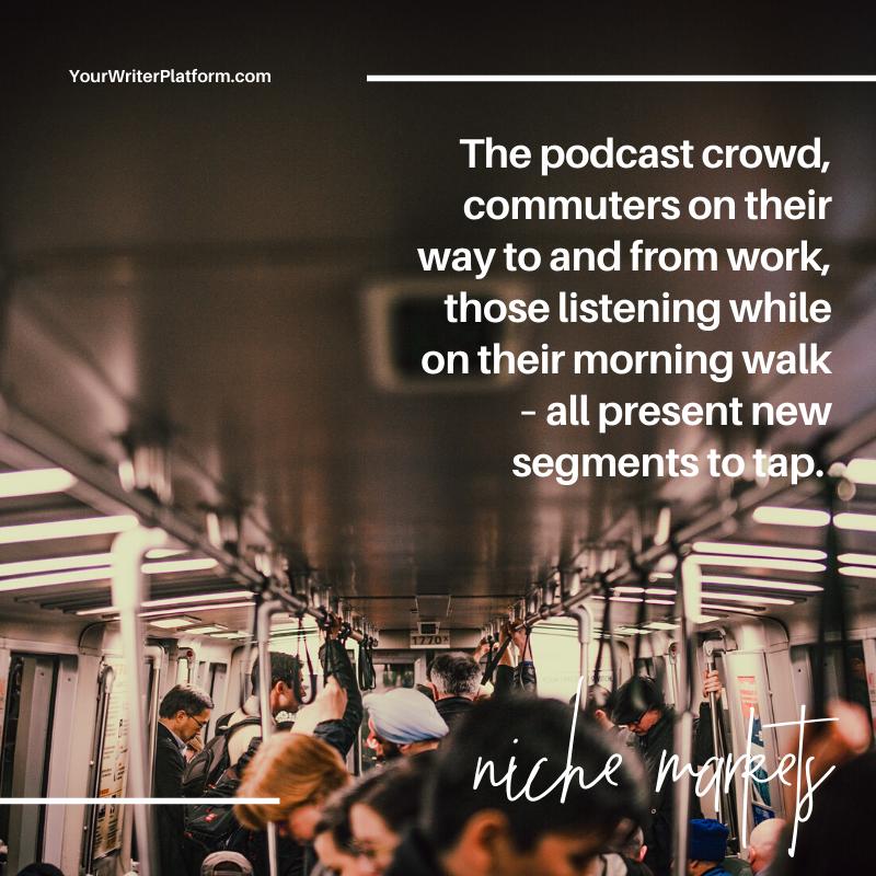 audiobooks | YourWriterPlatform.com