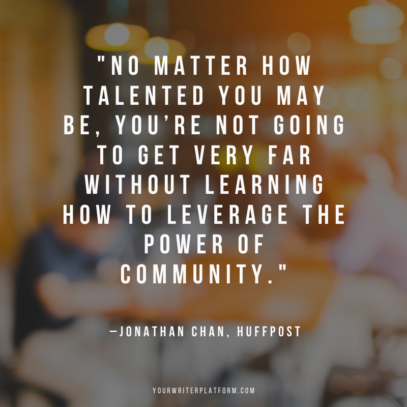 How Writers Can Make the Most Out of Co-working Spaces (quote)   YourWriterPlatform.com